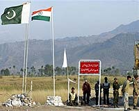 Kashmir Border Crossing