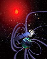 Originally a 2-year mission, TIMED has been extended for the second time since its launch, with operations and data analysis continuing through 2010. TIMED's continued study of solar effects on our atmosphere will also help set the stage for future NASA Heliophysics missions, such as those within its Living With a Star program that focus on better understanding the sun's effects on life and society.