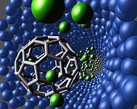 Сверхчувствительная микроскопия дает возможность наблюдения за перемещением наночастиц в клетках организма