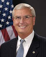 US Environmental Protection Agency Administrator Stephen L. Johnson