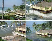 Early on December 26, 2004, a magnitude 9.3 earthquake off the Indonesian island of Sumatra triggered an ocean-wide tsunami that killed 220,000 people.